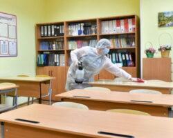 Школы КБР начнут учебный год в очном режиме