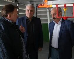 Новый птицекомплекс в Ингушетии выдаст продукцию текущей осенью