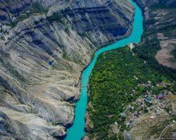 Красоты Дагестана: экскурсии по Сулакскому каньону