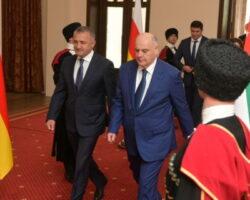 В Сухуме прошла встреча глав Абхазии и Южной Осетии