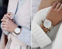 Особенности выбора женских наручных часов