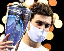 Уроженец Осетии впервые вошел в ТОР-20 лучших теннисистов мира